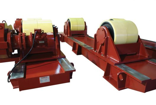 D-HGK-Series Welding Rotator 1