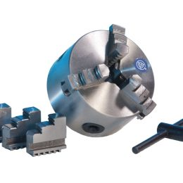 D-K11-Series 3-Jaw Self-Centering Chuck