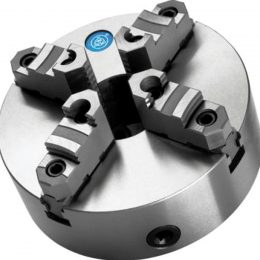 D-K12-Series 4-Jaw Self-Centering Chuck