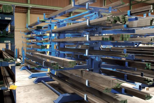 Gustos-Series Cantilever Racking 1