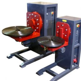 360 degree welding positioner