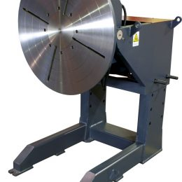 Welding Positioner height adjustable